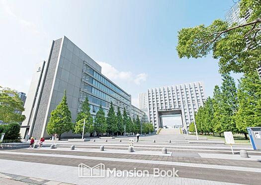 中古マンション-江東区豊洲3丁目 芝浦工業大学豊洲キャンパス(150m)