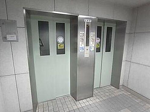 マンション(建物一部)-神戸市北区泉台1丁目 エレベーターは2基設置なので便利