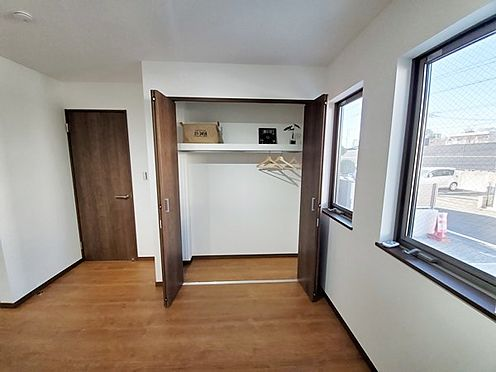 新築一戸建て-八王子市堀之内2丁目 居室収納
