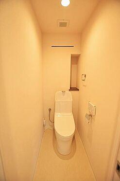 区分マンション-仙台市宮城野区福田町4丁目 トイレ