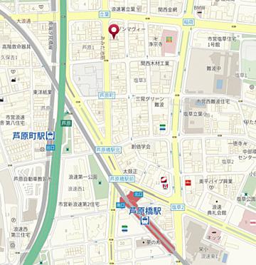 マンション(建物一部)-大阪市浪速区塩草3丁目 その他