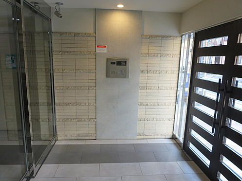 マンション(建物一部)-横浜市西区浅間町4丁目 エントランス