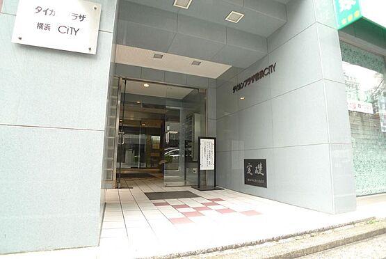 マンション(建物一部)-横浜市中区山田町 エントランス
