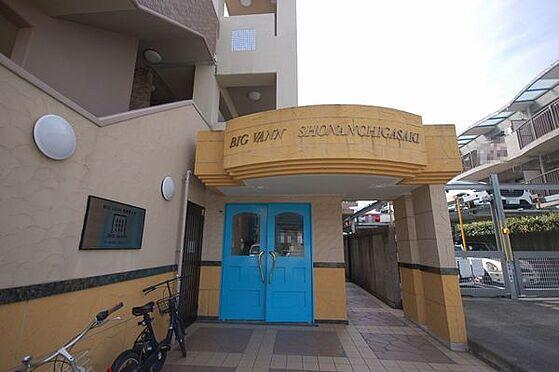 マンション(建物一部)-茅ヶ崎市富士見町 エントランス