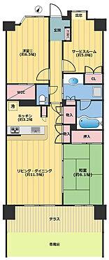 マンション(建物一部)-入間市黒須1丁目 間取り