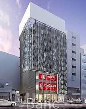 中古マンション-港区赤坂9丁目 ビックカメラセレクト六本木駅店 徒歩11分。 840m