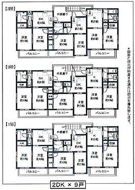 マンション(建物全部)-松戸市新松戸南1丁目 間取り図