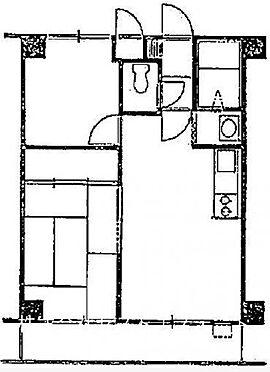 区分マンション-大阪市西成区梅南3丁目 収納スペースを確保