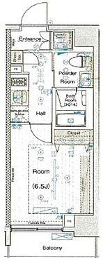 マンション(建物一部)-横浜市鶴見区本町通3丁目 間取り