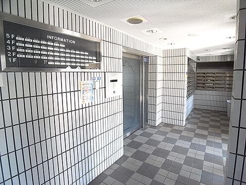 中古マンション-杉並区西荻北1丁目 エレベータホール