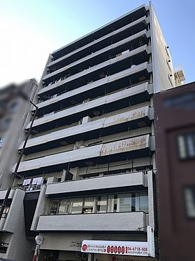 中古マンション-大阪市中央区谷町5丁目 外観