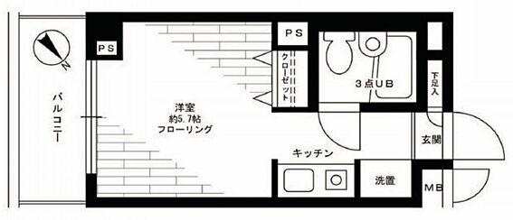 マンション(建物一部)-横浜市緑区十日市場町 1ルーム