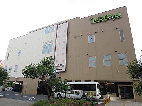 区分マンション-横浜市神奈川区橋本町2丁目 INSPA横浜(フィットネス、スポーツジム)