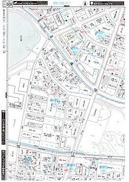 一棟マンション-郡山市菜根3丁目 地図