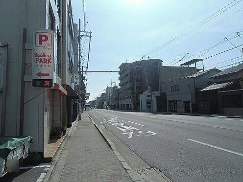 旅館-京都市左京区北門前町 前面道路