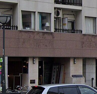 区分マンション-新宿区四谷4丁目 エントランス