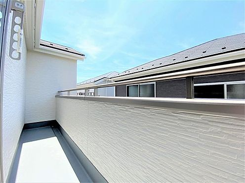 新築一戸建て-仙台市太白区泉崎1丁目 バルコニー