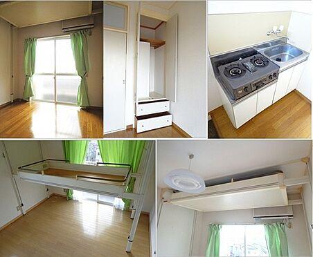 アパート-千葉市中央区生実町 室内