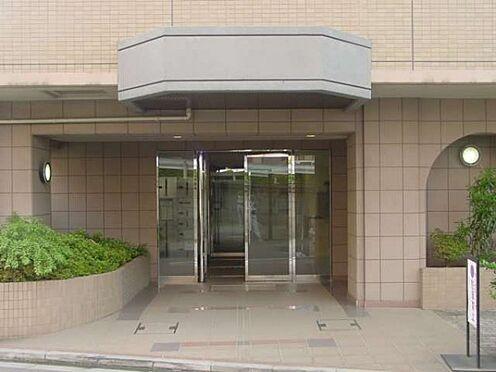 マンション(建物一部)-川崎市中原区新丸子東2丁目 エントランス