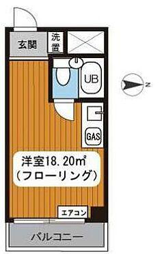 区分マンション-横須賀市上町4丁目 間取り