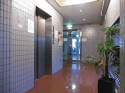 マンション(建物一部)-大阪市浪速区幸町2丁目 エントランス