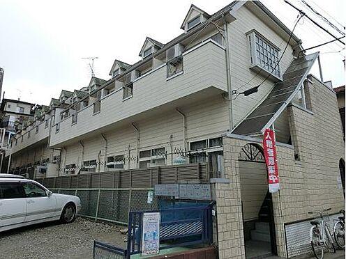 アパート-横浜市港北区新吉田東1丁目 外観