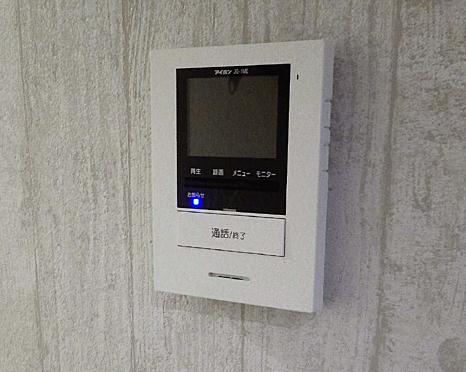 アパート-大田区大森東2丁目 モニター付きインターホン