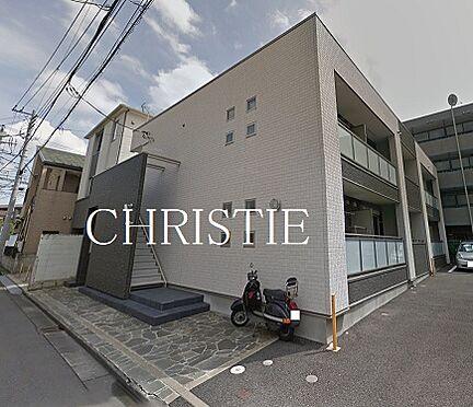 マンション(建物全部)-川崎市中原区上丸子八幡町 外観