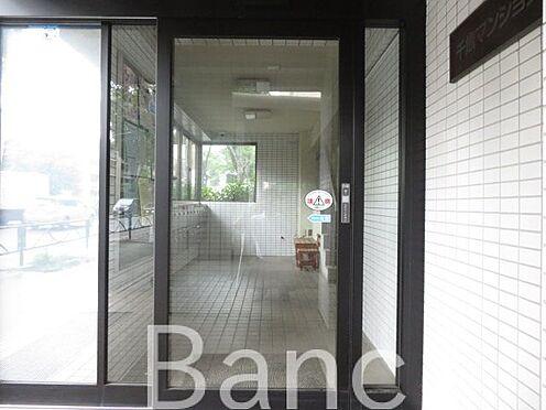 中古マンション-世田谷区南烏山3丁目 綺麗に管理されたエントランス