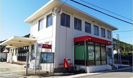 土地-西尾市西幡豆町入前 幡豆郵便局 約358m(徒歩約5分)
