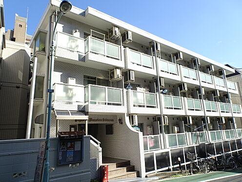 中古マンション-文京区白山2丁目 外観/白を基調としたタイル貼りのマンション