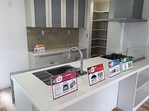新築一戸建て-神戸市北区星和台2丁目 キッチン
