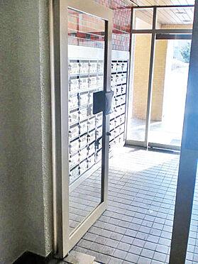マンション(建物一部)-札幌市白石区菊水九条3丁目 エントランス
