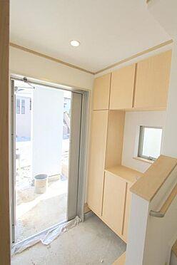 新築一戸建て-仙台市青葉区中山5丁目 玄関