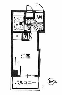 マンション(建物一部)-豊島区南大塚1丁目 間取り