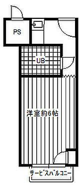マンション(建物一部)-堺市堺区竜神橋町2丁 間取り