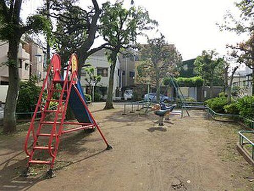 マンション(建物一部)-文京区小石川1丁目 周辺環境:森川町児童遊園
