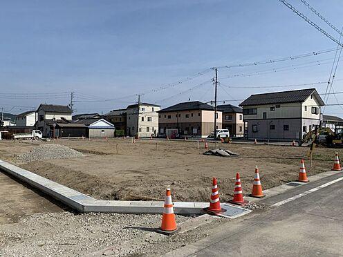土地-西尾市吉良町上横須賀池端 落ち着きのある暮らしができる住環境が魅力です。