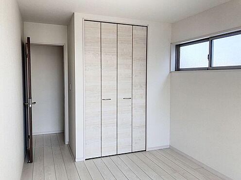 新築一戸建て-知多郡東浦町大字緒川字屋敷壱区 各居室に収納スペースがございます!