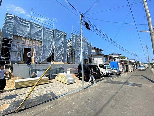 新築一戸建て-仙台市太白区八木山東2丁目 外観