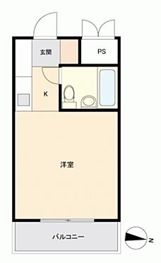 マンション(建物一部)-名古屋市天白区平針 間取り