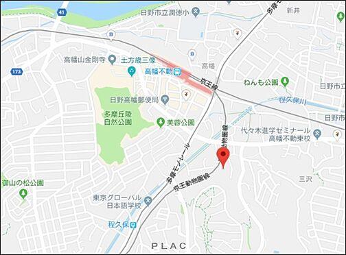 アパート-日野市三沢3丁目 その他
