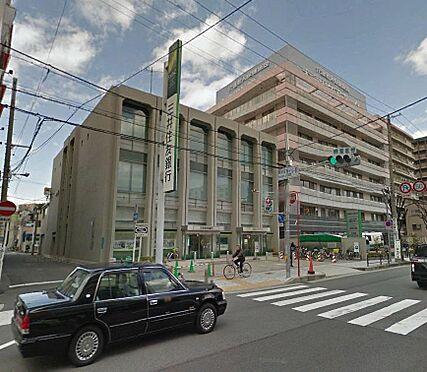 中古マンション-大阪市東成区大今里西2丁目 三井住友銀行がマンションの近くにあります