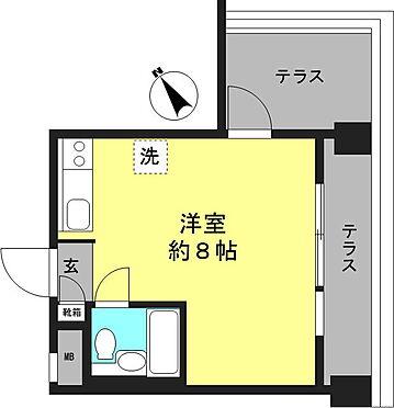 マンション(建物一部)-文京区目白台1丁目 間取り