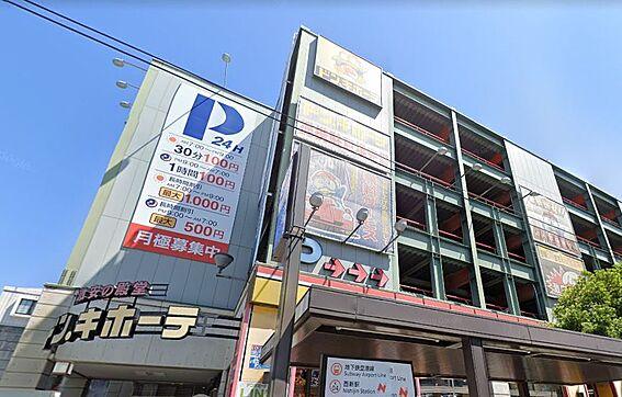 マンション(建物一部)-福岡市早良区西新1丁目 ドン・キホーテ西新店。480m。徒歩6分。
