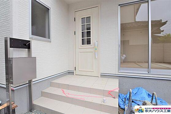 新築一戸建て-仙台市青葉区桜ケ丘1丁目 玄関