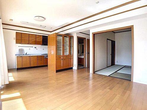 中古マンション-春日井市前並町1丁目 LDKと和室併せて約20.4帖の広々空間!