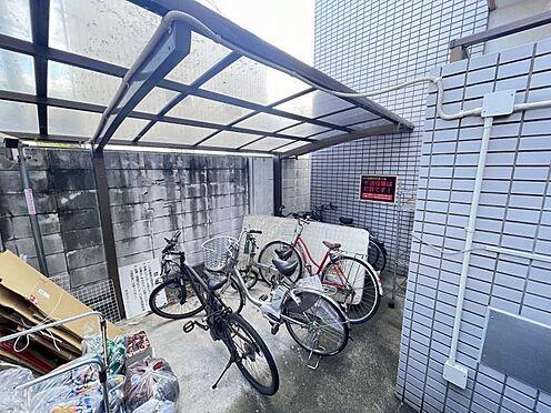 区分マンション-神戸市東灘区深江本町1丁目 駐輪場
