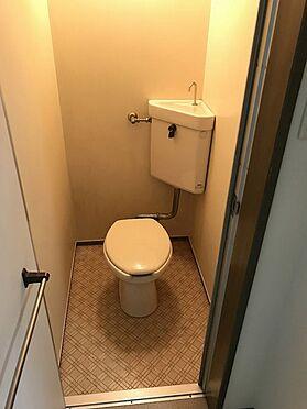 アパート-北九州市八幡西区相生町 トイレ