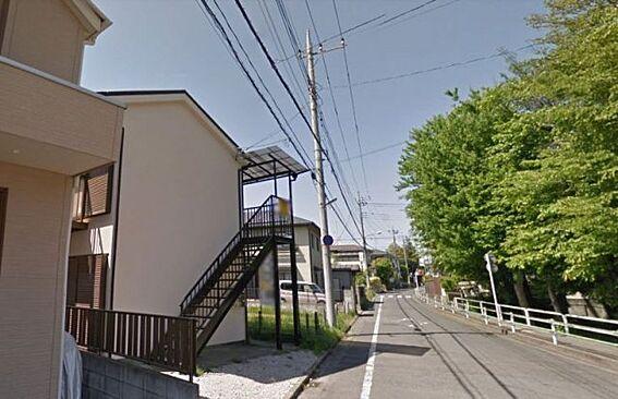 アパート-羽村市羽東2丁目 外観